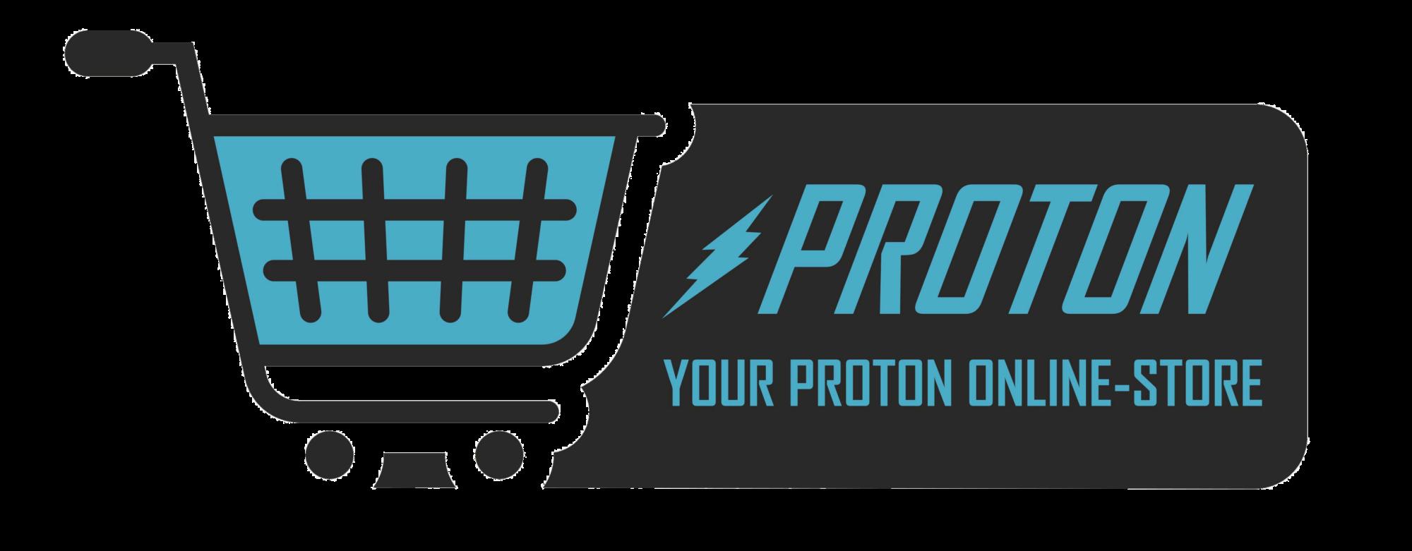 Logo Proton Store - Your Proton Online Store