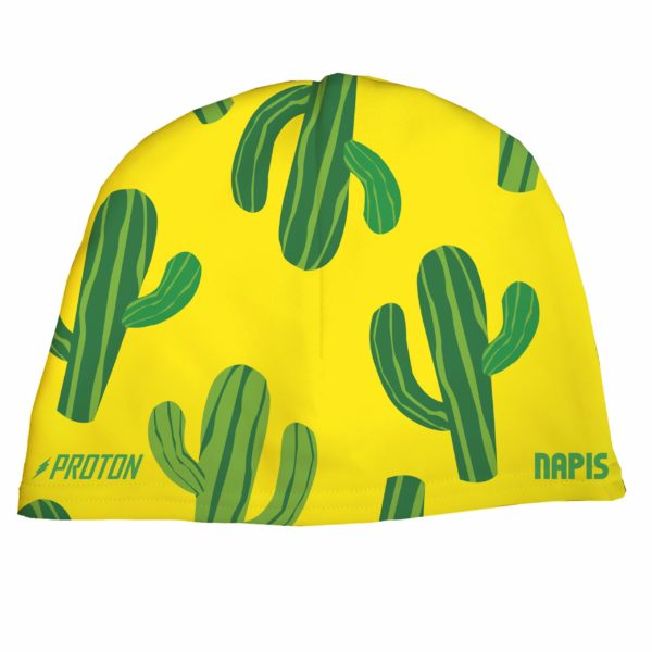 Czapka kaktusy