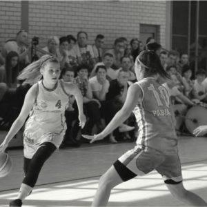 Stroje koszykarskie - damskie