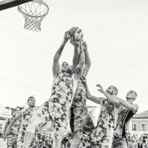Stroje koszykarskie - męskie