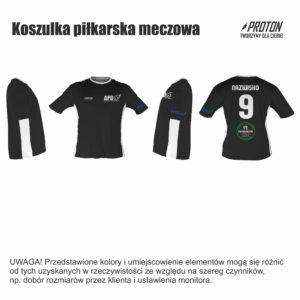 Akademia Piłkarska Dębiec koszulka meczowa