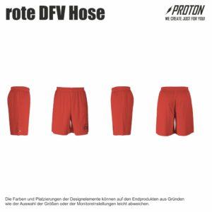 Rote DFV hose