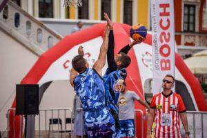 Stroje koszykarskie na turniej