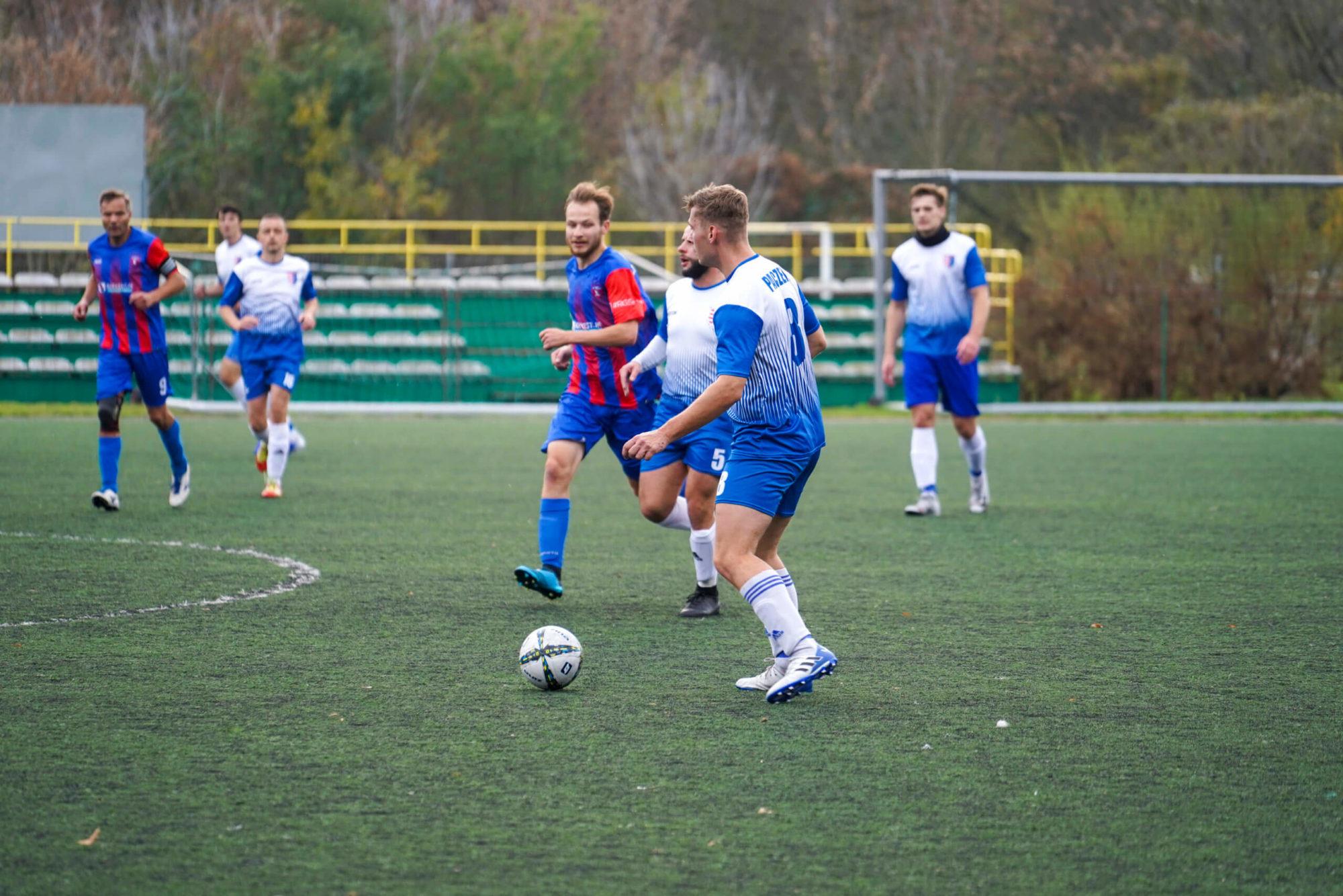 Stroje piłkarskie dla klubów