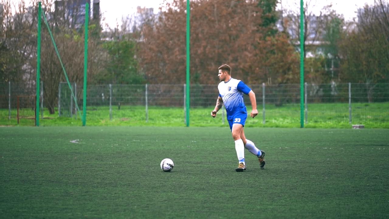 Stroje piłkarskie sublimacja full print