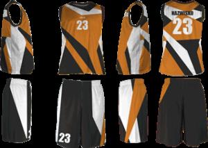Stroje koszykarskie Pro Jump 25