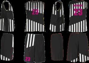 Stroje koszykarskie Pro Jump 29