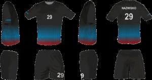 Strój siatkarski Volley Pro 1