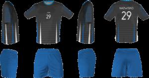 Strój siatkarski Volley Pro 3